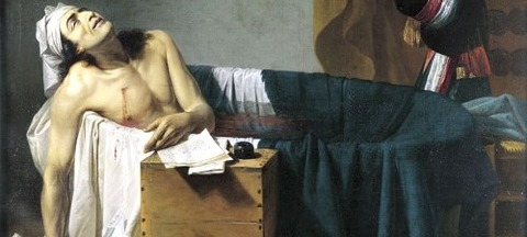 The Death of Marat -