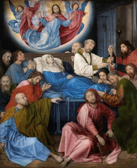The Death of the Virgin 1472–80