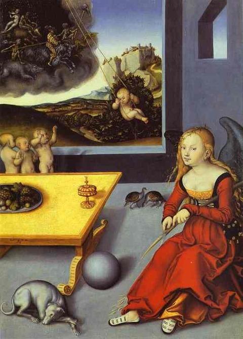 Lucas Cranach · 1532