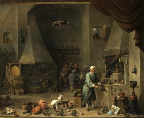 David Teniers II  17th