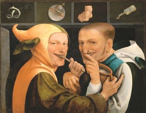 Artiste anonyme (attribué à Jan Metsys)1560