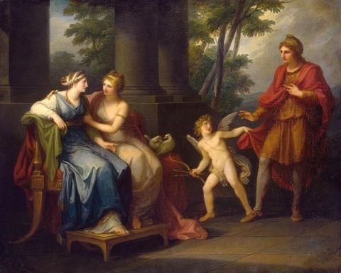 アンゲリカ・カウフマン 1790
