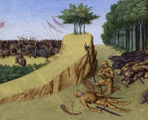Mort de Roland 1455–1460