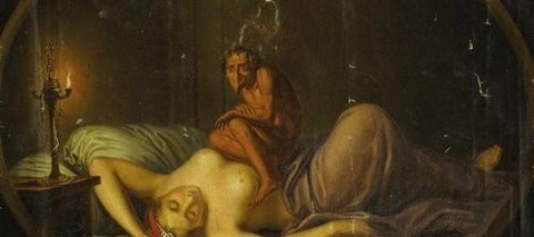 After Henry Fuseli's   19th -