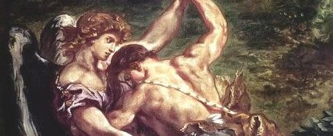 Eugène Delacroix 1861 -
