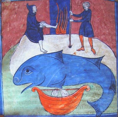 13th century French bestiary