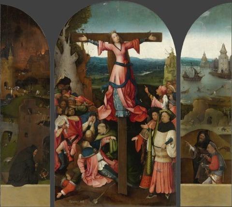 聖女リベラータの殉教