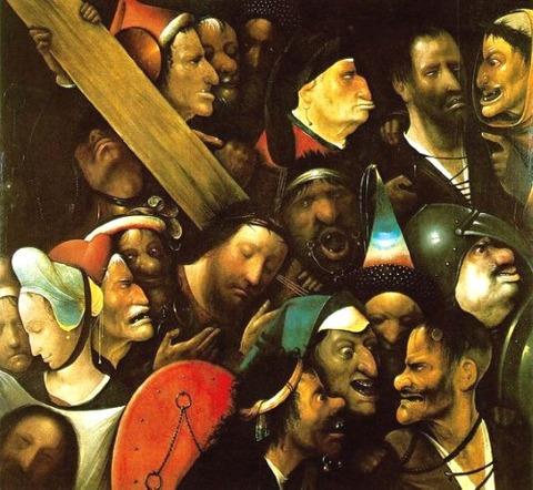 Hieronymus Bosch school 1515-20