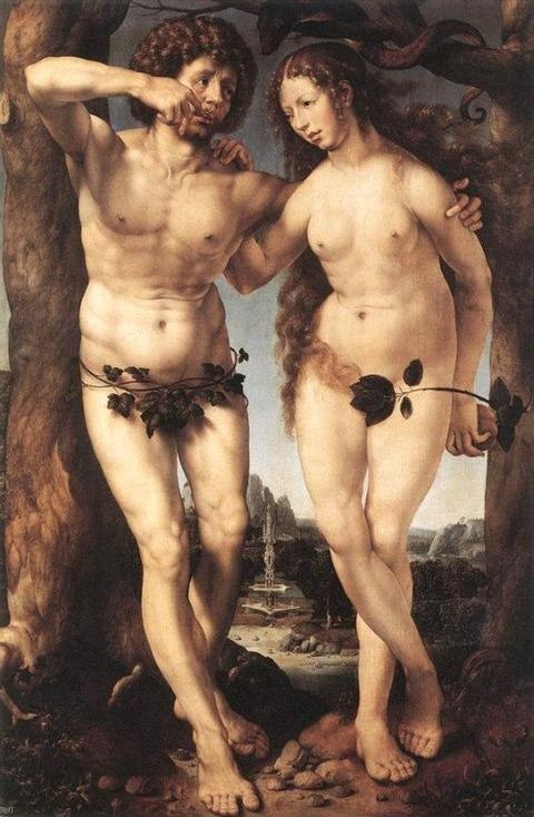 Mabuse-Jan Gossaert (1478-1532)