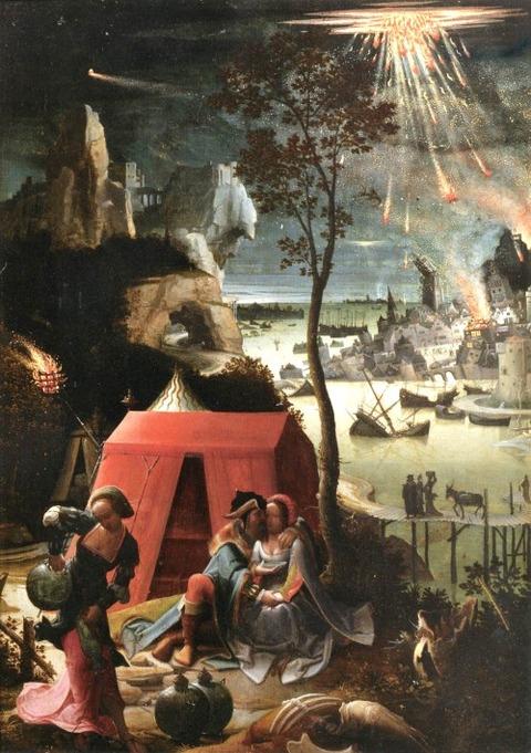Lucas van Leyden's 1520