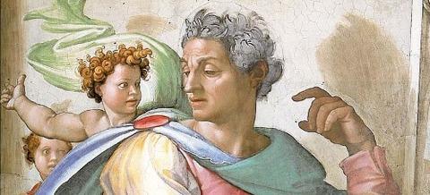 Michelangelo 1508-1512 -