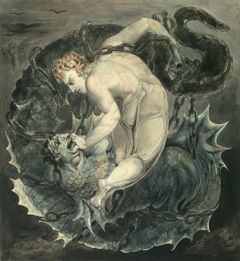 Michael Binding Satan 1805