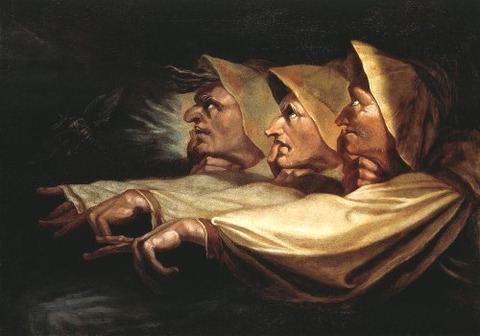 The Three Witches (after 1783)