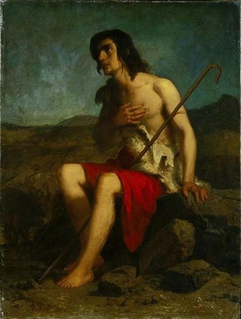 the-prodigal-son-1858 Albert Anker