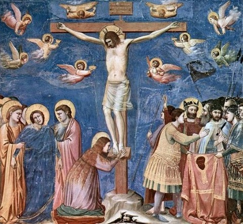 Giotto, fresco from Scrovegni Chapel