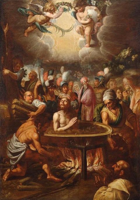 1615, oil on canvas by Juan de las Roelas