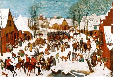 Pieter Brueghel the Elder  1565-1567