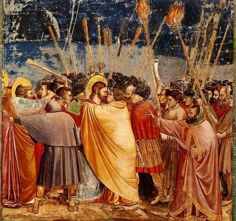 Giotto-KissofJudas 1304-06