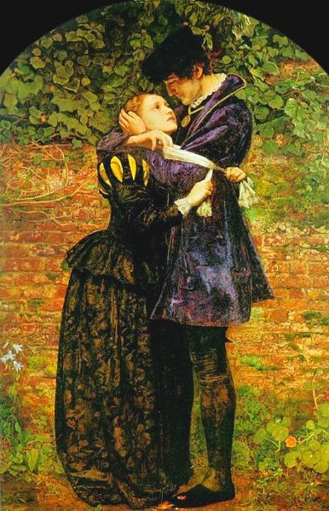John Everett Millais 1852