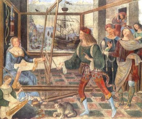 1509 Bernardino Pinturicchio