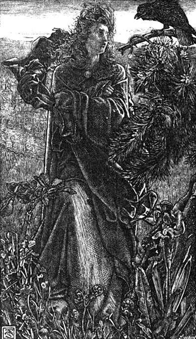 Anthony Frederick Augustus Sandys 1862