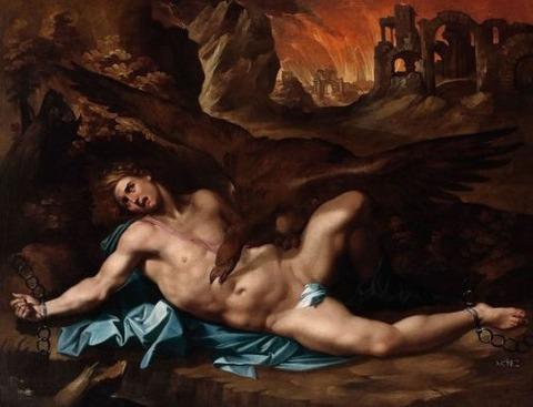 Gregorio Martinez - Prometheus bound