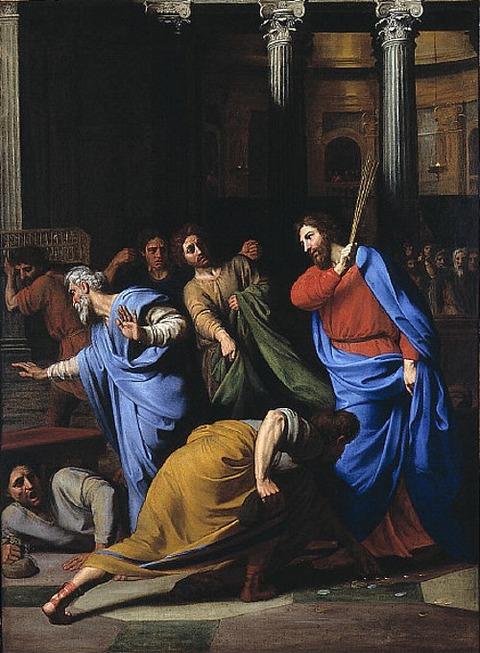Nicolas Colombel  1682