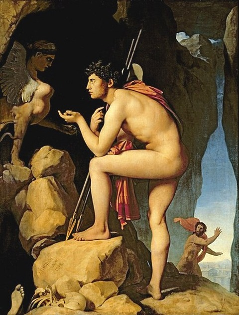 Jean Auguste Dominique Ingres 1808-27