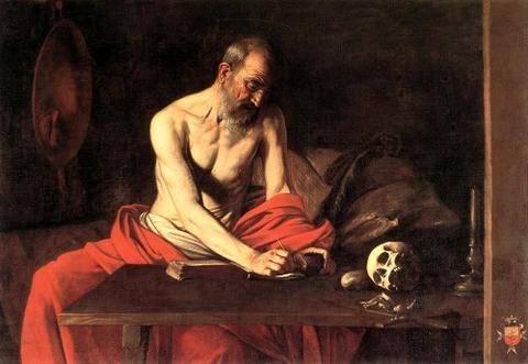 Michelangelo Merisi da Caravaggio 1607