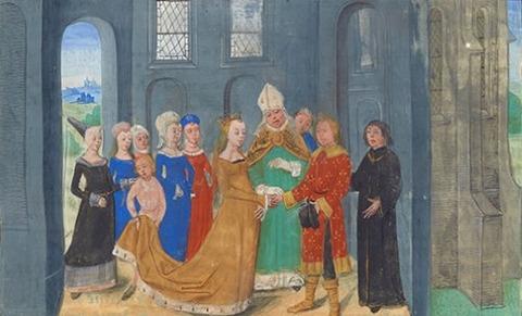 Roman de Mélusine  1400-50