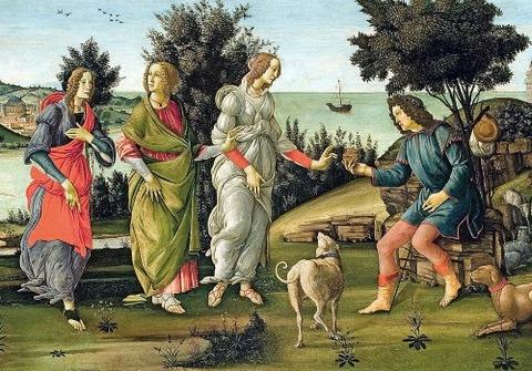 Sandro Botticelli 1485–1488
