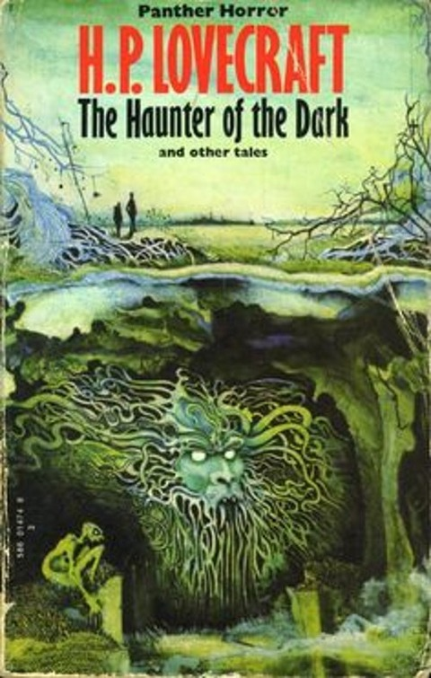 The Haunter of the Dark Panther, 1974, UK