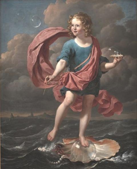 Karel Dujardin, 1663 brevity of Life