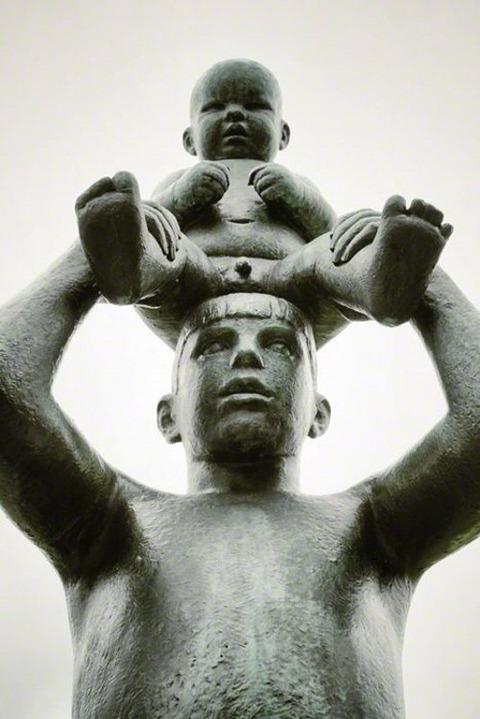 Vigeland Sculpture Arrangement