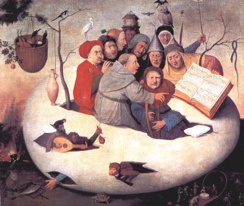 Follower of Hieronymus Bosch 1561