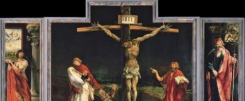 Isenheim altarpiece - First view -