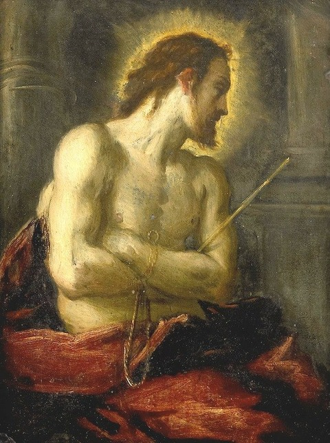 Francesco Maffei, Ecce Homo, 17th
