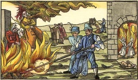 Hexenverfolgung 1555