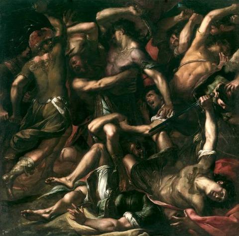 Giulio Cesare Procaccini 1625