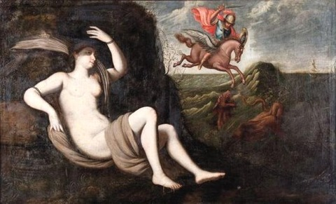 Follower of Titian