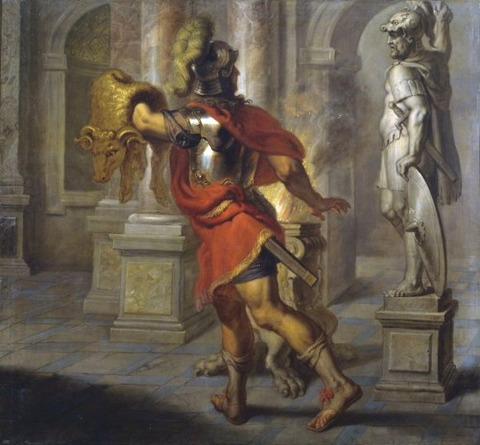 Erasmus Quellinus II  Jason and the Golden Fleece 1630