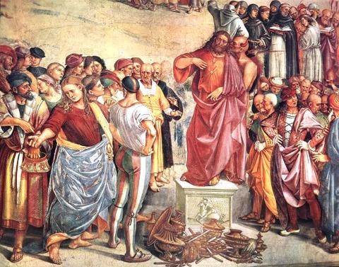 antichrist  luca signorelli  1500