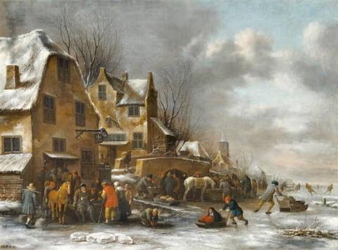 Nicolaes (Klaes) Molenaer 17th