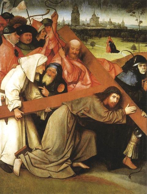 十字架を担うキリスト (2)