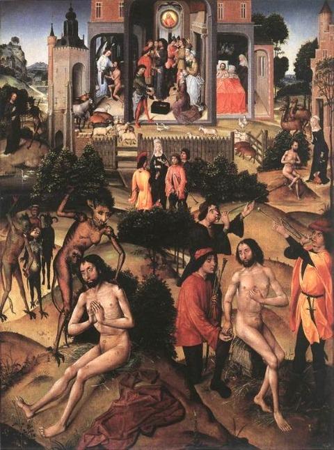 Life of Job UNKNOWN Flemish Painter 1480-90