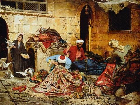 Rudolf Swoboda _carpet-menders