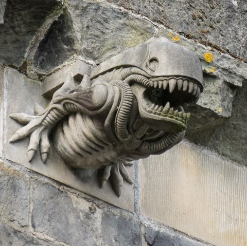 Paisley_Abbey_New_Gargoyles  (8)