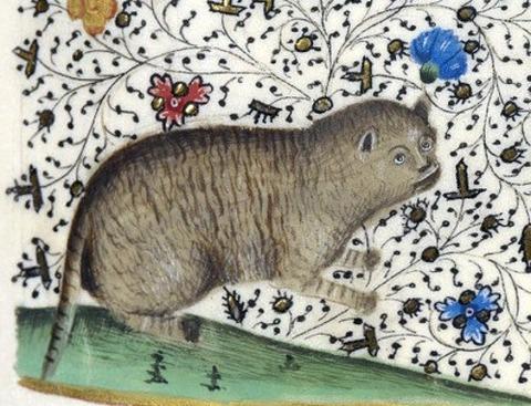 Jean Mansel france 1454