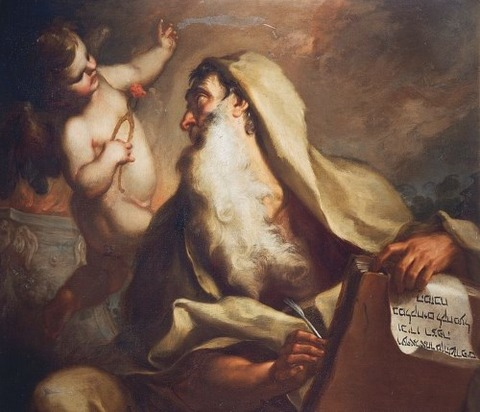Antonio Balestra - Prophet Isaiah 18th