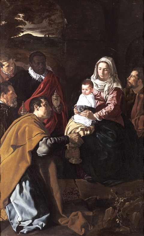 Diego Velázquez, 1619